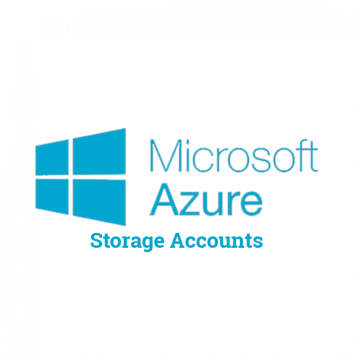 Microsoft Azure Storage Accounts
