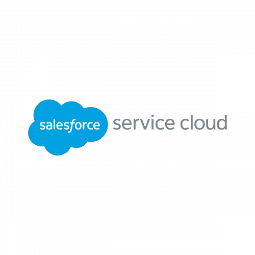 Salesforce ServiceCloud logo