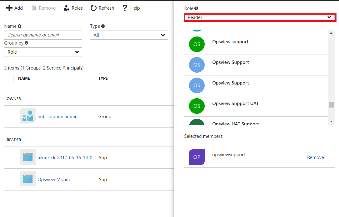 Azure Add Subscription Step 2