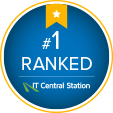 IT Central Station - Rated #1
