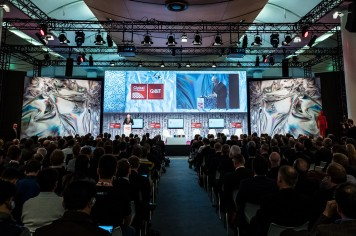 CeBIT Conference Stage