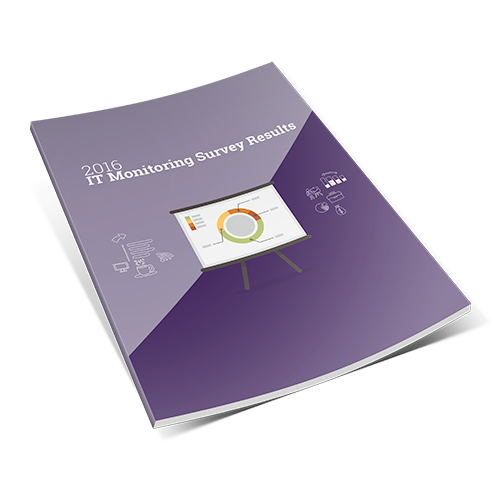 IT Monitoring Survey eBook