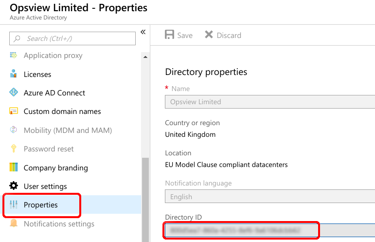 Office 365 Exchange Find Tenant Step 2
